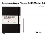 LEUCHTTURM1917 Academic agenda 2021-2022 Master (A4+) Week planner 18 maanden