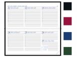 Diary Select Zakagenda 2022 Pointer met Luma omslag
